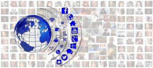 Sprich mit deinen Kunden über verschiedene Social-Media-Kanäle